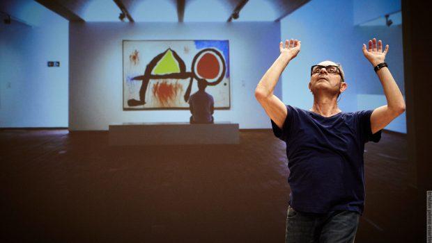 Explica Dansa / Una conferència ballada (Toni Jodar)